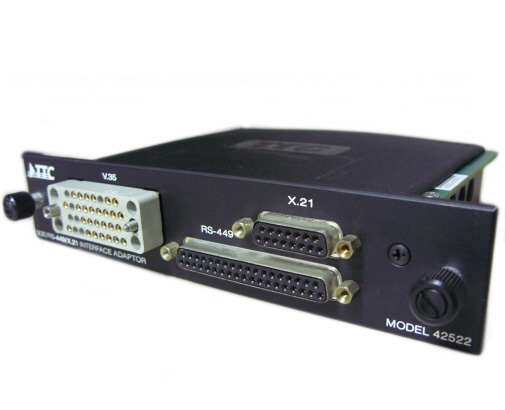 TTC/6000A V.35/RS449/X.21 Interface/42522